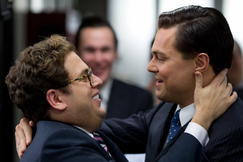 best wolf of wall street quotes